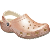 Crocs Women's Classic Metallic Clogs