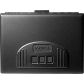 Fortress Medium Portable Safe with Electronic Lock