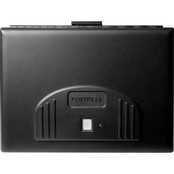 Fortress Medium Portable Safe with Biometric Lock