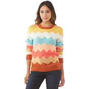 JW Chevron Pullover Sweater