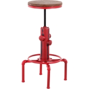 LumiSource Hydra Adjustable Barstool