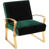 LumiSource Henley Lounge Chair
