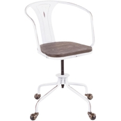LumiSource Oregon Task Chair