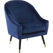 LumiSource Matisse Accent Chair