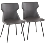 Hex Chair - Set of 2