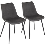 LumiSource Durango Dining Chair 2 pk.