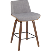 LumiSource Corazza Counter Stool
