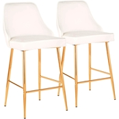 LumiSource Marcel Counter Stool 2 pk.