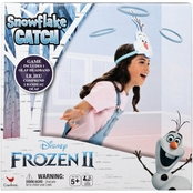 Spin Master Disney Frozen II Olaf Snowflake Catch Ring Toss Game