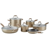 Anolon Home Hard Anodized Nonstick 11 pc. Cookware Set