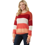 JW Big Stripe Pullover Sweater