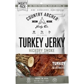 Country Archer Hickory Smoked Turkey Jerky 7 oz.