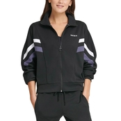 DKNY Colorblock Track Jacket