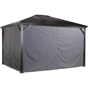 ShelterLogic Verona Gazebo 10 x 10 ft. Curtain