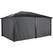 ShelterLogic Curtians for Meridien 10 x 14 ft. Gazebo