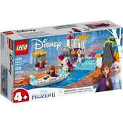 Lego Disney Princess Anna's Canoe Expedition
