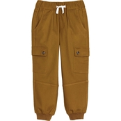 Gumballs Toddler Boys Pull On Cargo Pants