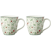 Pfaltzgraff Winterberry Mug 2 pc. Set