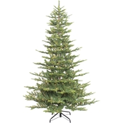 6.5 ft. Pre-Lit Arctic Fir Christmas Tree with 500 Lights