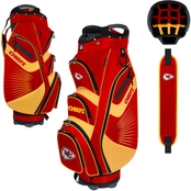 WinCraft NFL Bucket Cooler Cart Golf Bag