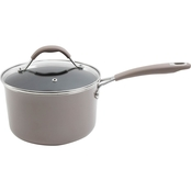 Cravings by Chrissy Teigen CTG 3.5 qt. Saucepan with Lid Shadow