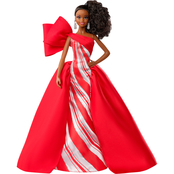 Mattel 2019 Holiday Barbie, African-American