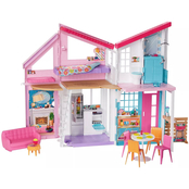 Mattel Barbie Malibu House Playset