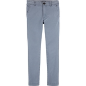 OshKosh B'gosh Boys Auburn Fog Chino Pants