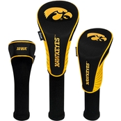 NCAA Three Pack Golf Headcovers