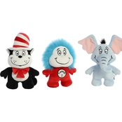 Dr. Seuss Assorted Plush Characters