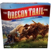 Pressman Toy Oregon Trail: Journey to Willamette Valley