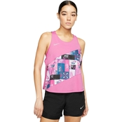 Nike Iconclash Printed Singlet