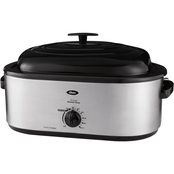 Oster 20 qt. Roaster with Self-Basting Lid