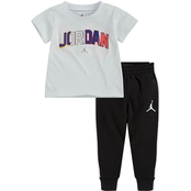 Jordan Infant Boys 91 To Infinity 2 pc. Jogger Set