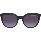 Armani Exchange Gradient Cateye Sunglasses