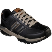 Skechers RELAXED FIT MEN'S HENRICK - DELWOOD Black