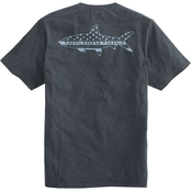 Vineyard Vines American Bonefish Pocket Tee