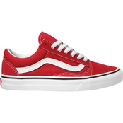 Vans Women's Old Skool Red Shoes