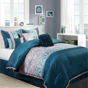 Juliana 7-Piece Comforter Set