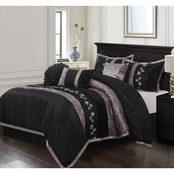 Nanshing America Inc. Riley 7 Pc. Comforter Set