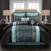 Nanshing Arabesque 8-Piece Comforter 8 pc. Set