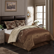 Nanshing America Evan 4 pc. Comforter Set
