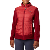 Columbia Basin Butte Full Zip Fleece