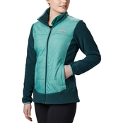 Columbia Basin Butte Fleece Full Zip