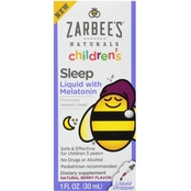 Child Natural Sleep Liquid with Melatonin