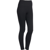 JW Crosshatch Fleece Lined Leggings