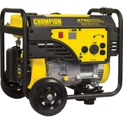 Champion 3800W RV Ready Portable Generator with Wheel Kit
