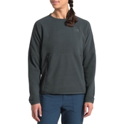 The North Face Women's TKA Glacier Pullover Crew