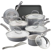 RR 13 Piece Cookware Set Gray