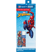 Crest Oral B Kids Spiderman Oral Care 2 pc. Holiday Pack